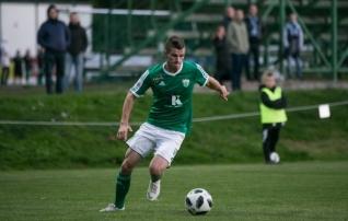 Levadia U21 pääses napi võiduga viimasest kohast
