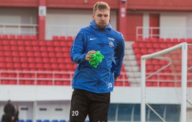 Artjom Dmitrijev. Foto: Jana Pipar / jalgpall.ee