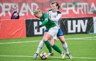 Pärnu ja Flora naiskond loositi erinevatesse poolfinaalidesse