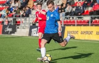 VAATA JÄRELE: Eesti U17 koondis alustas UEFA sõprusturniiri 7:0 võiduga!  (vaata galeriid!)