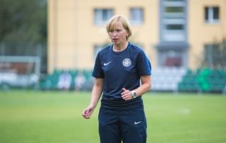 Ilusti alanud valikmäng lõppes Eesti tüdrukute jaoks kurvalt