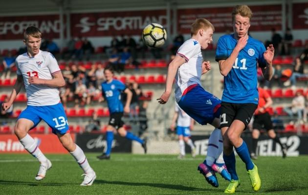 OTSEPILT: Liechtensteinile sauna kütnud Eesti U17 võtab järgmisena ette Fääri saared  (VIIS!)
