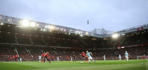 Eilne Manchesteri derbi. Foto: Man Unitedi Twitter