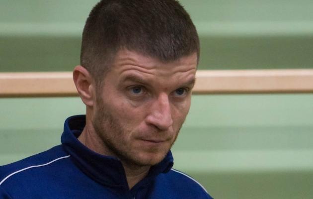 Roman Kožuhhovski debüüt ei toonud Kaljule loodetud tulemust. Foto: Andrei Smetana