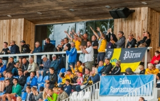 Vaprus ja PJK enne juuni keskpaika Rannastaadionile ei pääse