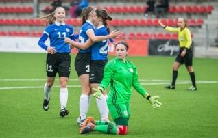 Neidude U17 koondis lõpetas turniiri võiduga Läti üle  (galerii!)