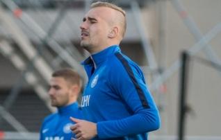 Baranov sai Ludogoretsilt esimese kaotuse
