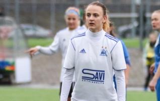 Rutkovskaja kübaratrikk eraldas kaks naiskonda kolmandast