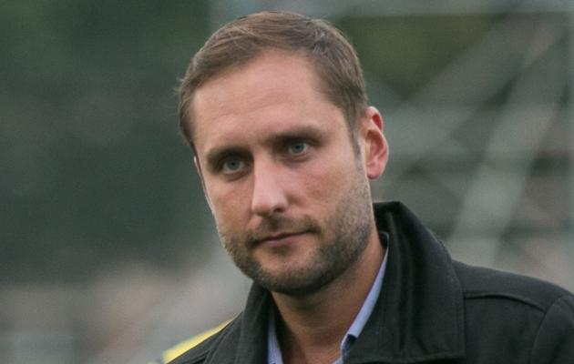 Eesti Jalgpalli Liidu kohtunike koolitusjuht Hannes Kaasik. Foto: Brit Maria Tael