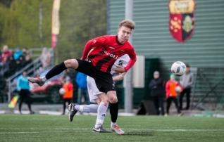Kalju U21 lubas Nõmme rivaali taas Esiliiga B-d juhtima