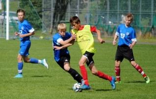 Talenditreeningute noored võtavad mõõtu turniiridel
