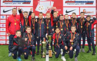 Elva Elite Cupi noorteturniiri võitis Moskva CSKA
