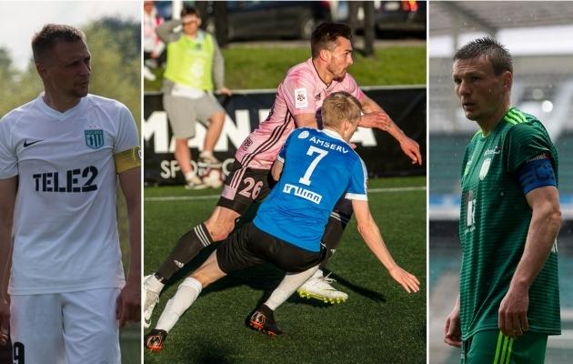 Premium liigas mängitakse eeloleval nädalavahetusel 11. voor. Fotod: Liisi Troska ja Gertrud Alatare