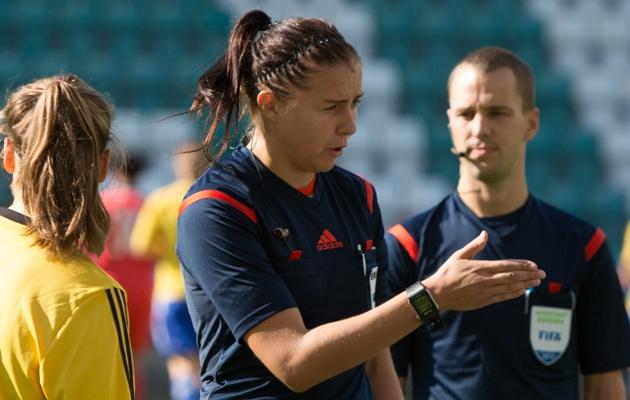 Reelika Turi. Foto: Jana Pipar / jalgpall.ee