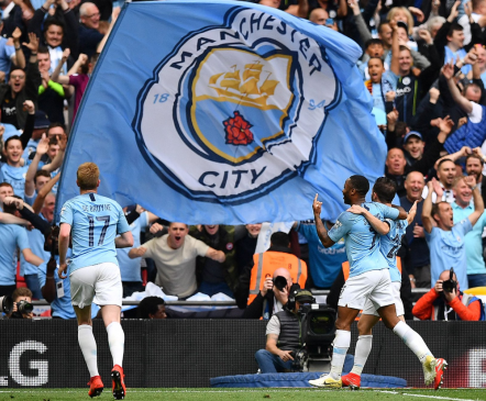 Manchester City tegi mitmel rindel ajalugu ja halastas Unitedile
