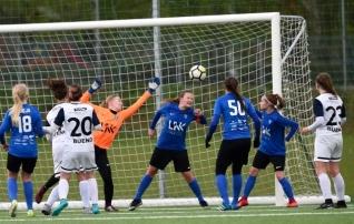 UEFA käivitas naiste jalgpalli kampaania