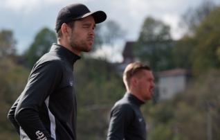 Jürgen Henn: Ainsalu korralik partii tekitas Levadia-mängu silmas pidades mõttekoha