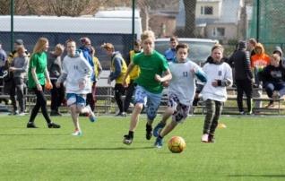 Erivajadustega inimeste jalgpalliturniir tuleb kaheksandat korda