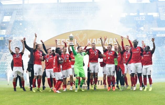 Luup peale | Kirglik ja kütkestav Trans põrmustas Kalju unistuse Eesti jalgpalli totaalsest valitsemisest  (galerii!)