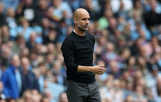 Pep Guardiola. Foto: Manchester City Twitter