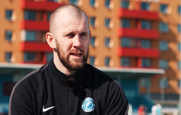Tartu Tammeka peatreener Kaido Koppel. Foto: Soccernet.ee