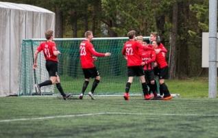 Nõmme United ja Helios võitsid 0:2 kaotusseisust, Viimsi tagus Vändrale üheksa