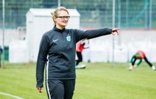 Ševoldajeva: esimese poolaja mänguga võiks euromängudele minna küll
