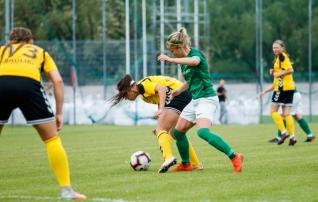Video: Flora sai Balti liigas oma esimese kaotuse