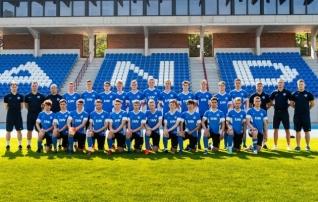U19 Balti turniiri vastaste koosseisudes mängijaid Inglismaa ja Itaalia klubidest