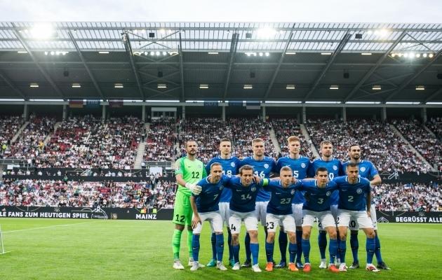 a923a24a17b Eesti koondis Saksamaal - läbikukkunud - Soccernet.ee - Jalgpall ...