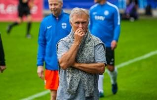 Rüütli Eesti jalgpalli hetkeseisust: mõne aja pärast läheb lõbusamaks