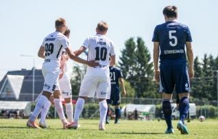 VAATA JÄRELE: Flora võitis mängu, milles löödi 11 väravat