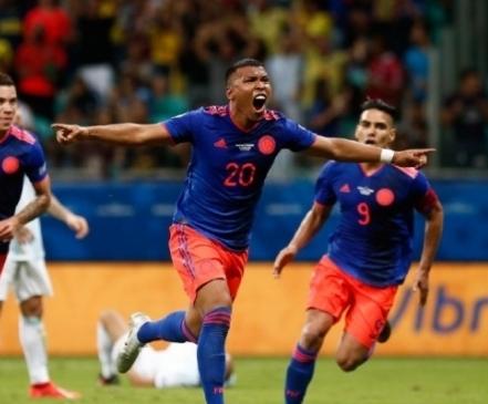 Queiroz keeras Kolumbia kaitse lukku ja jättis Argentina taas tühjade pihkudega