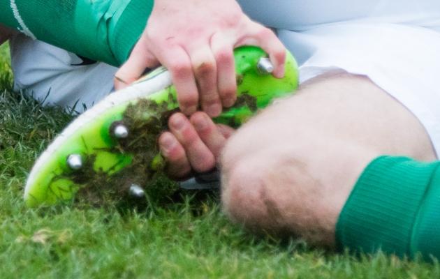 Nõrganärvilistele ei soovita! Austria noore staari hüppeliiges murdus