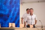 Eesti koondise treenerite pressikonverents