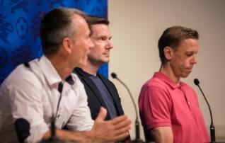 Kivisild: ma ei taha, et Andres Sõber oleks Eesti koondise peatreener