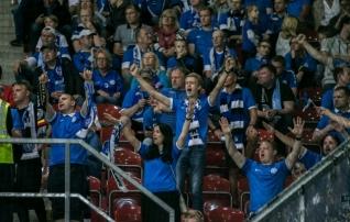 Eesti - Saksamaa mängule on müügil veel vaid 1500 piletit