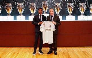 Ametlik: Santose noor talent liitus Real Madridiga