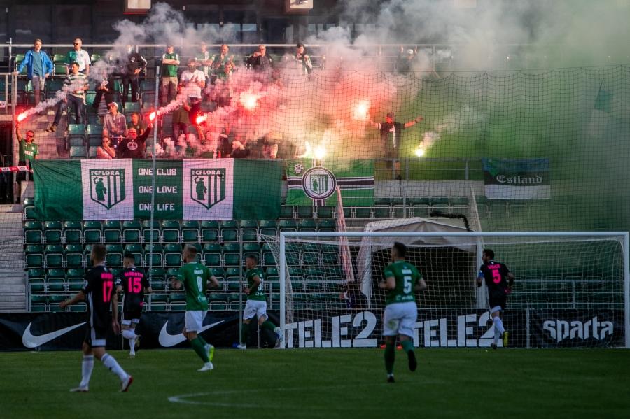 24da6ac6775 PL: Tallinna FC Flora vs Nõmme Kalju FC - Fotogaleriid - Soccernet ...