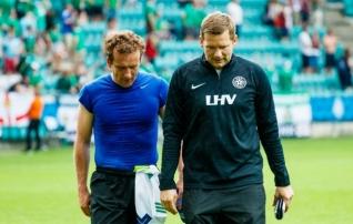 Nördinud Vassiljev: tunnetasin, et treenerid vajavad pigem toetust