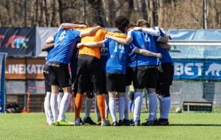 Kalev U21 jäi Tartus 0:2 taha, aga rebis siis Welcolt liidrikoha