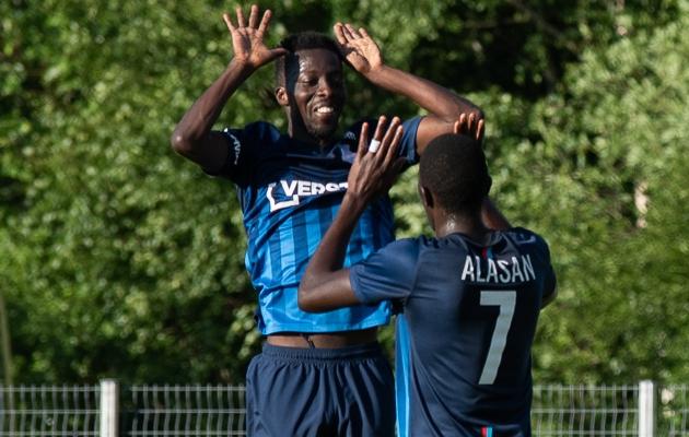 Yann Michael Yao andis viis väravasöötu ja Alassana Jatta lõi viis väravat. Foto: Liisi Troska