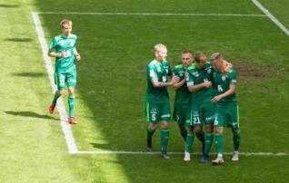 17. vooru sümboolne koosseis: neli debütanti ning enim mängijaid Levadiast