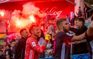 Ametlik kinnitus: Kalju peab järgmised euromängud Lillekülas