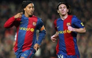 Ronaldinho alandlikult: Messi ei vajanud minult midagi