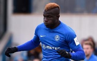 Esiliigasse taandatud Okoye väravast Tammeka U21-le Tartu derbis ei piisanud