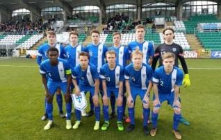 Soome teatas koosseisu U17 Balti turniiriks