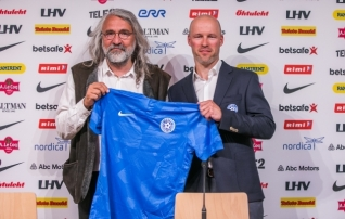 AMETLIK: Karel Voolaiust sai uus Eesti koondise peatreener  (galerii!)