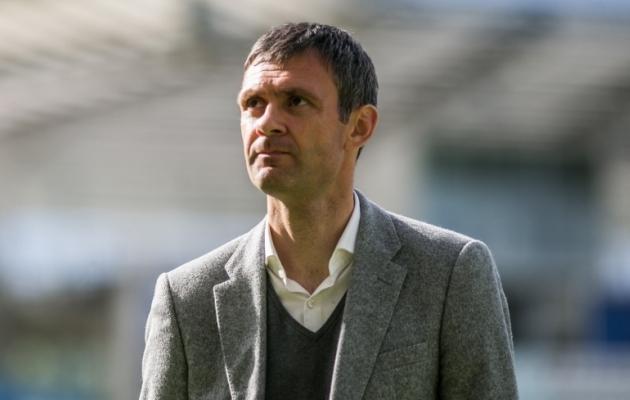 FCI Levadia endine peatreener Aleksandar Rogic. Foto: Brit Maria Tael