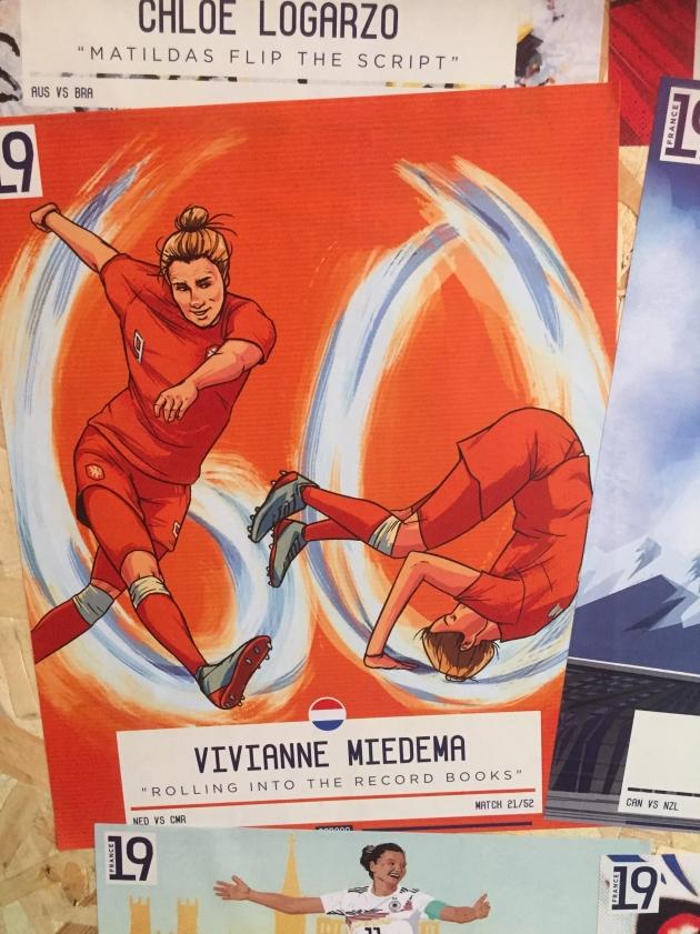 8a69df724e7 Kui Holland alistas alagrupis 3:1 Kameruni tänu Vivianne Miedema kahele  tabamusele, millest ühte